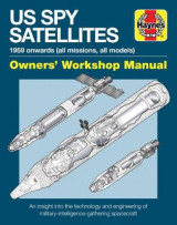 Omslag - Spy Satellite Manual 2016
