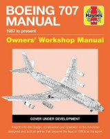 Omslag - Boeing 707 Manual