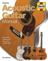 Omslag - Acoustic Guitar Manual