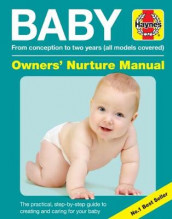 Baby Manual Owners' Nuture Manual (3rd edition) av Dr Ian Banks (Innbundet)
