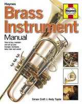 Omslag - Brass Instrument Manual