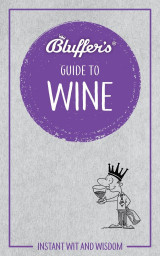 Omslag - Bluffer's guide to wine