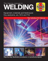 Omslag - The Haynes Manual on Welding