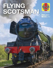 Flying Scotsman (Icon) av Philip Atkins (Innbundet)