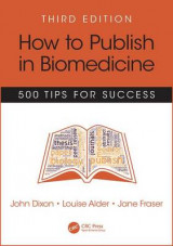 Omslag - How to Publish in Biomedicine