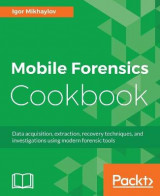 Omslag - Mobile Forensics Cookbook