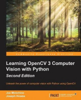 Omslag - Learning OpenCV 3 Computer Vision with Python -