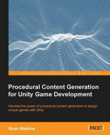 Procedural Content Generation for Unity Game Development av Ryan Watkins (Heftet)