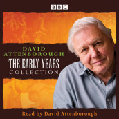 David Attenborough: The Early Years Collection av David Attenborough (Lydbok-CD)