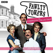 Fawlty Towers: The Complete Collection av John Cleese og Connie Booth (Lydbok-CD)