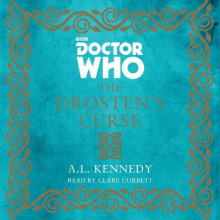 Doctor Who: The Drosten's Curse av A. L. Kennedy (Lydbok-CD)