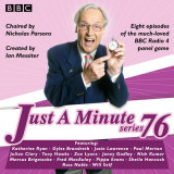 Omslag - Just a Minute: Series 76