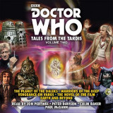 Omslag - Doctor Who: Tales from the Tardis: Volume 2