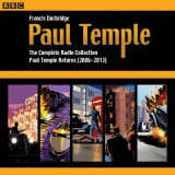 Omslag - Paul Temple: The Complete Radio Collection: Volume Four