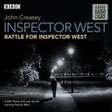 Omslag - Inspector West: Battle for Inspector West