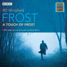Frost: A Touch of Frost av R. D. Wingfield (Lydbok-CD)