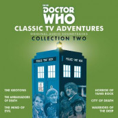 Doctor Who: Classic TV Adventures Collection Two av Robert Holmes, Don Houghton og David Whitaker (Lydbok-CD)