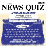 Omslag - The News Quiz: A Vintage Collection