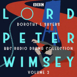 Omslag - Lord Peter Wimsey: BBC Radio Drama Collection Volume 2