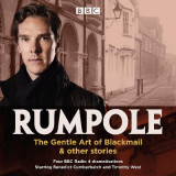 Omslag - Rumpole: The Gentle Art of Blackmail & other stories