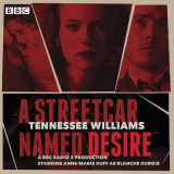 Omslag - A Streetcar Named Desire