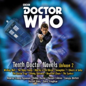 Doctor Who: Tenth Doctor Novels Volume 2 av Trevor Baxendale, Justin Richards og Dale Smith (Lydbok-CD)