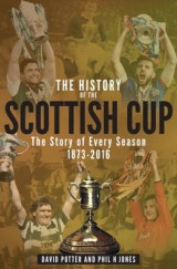 Omslag - The History of the Scottish Cup
