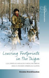 Omslag - Leaving Footprints in the Taiga