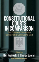 Omslag - Constitutional Courts in Comparison