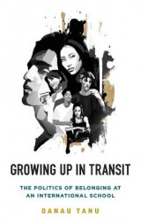 Omslag - Growing Up in Transit