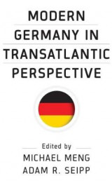 Omslag - Modern Germany in Transatlantic Perspective