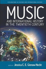 Omslag - Music and International History in the Twentieth Century