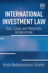 Omslag - International Investment Law