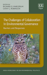 Omslag - The Challenges of Collaboration in Environmental Governance
