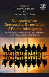 Omslag - Comparing the Democratic Governance of Police Intelligence