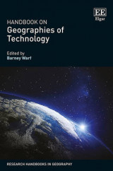 Omslag - Handbook on Geographies of Technology