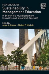 Omslag - Handbook of Sustainability in Management Education