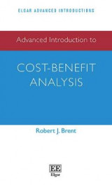 Omslag - Advanced Introduction to Cost-Benefit Analysis
