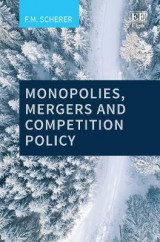 Omslag - Monopolies, Mergers and Competition Policy
