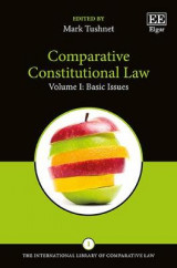 Omslag - Comparative Constitutional Law
