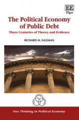 Omslag - The Political Economy of Public Debt