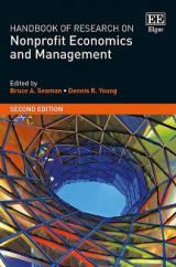 Omslag - Handbook of Research on Nonprofit Economics and Management
