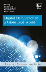 Omslag - Digital Democracy in a Globalized World