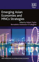 Omslag - Emerging Asian Economies and MNC's Strategies