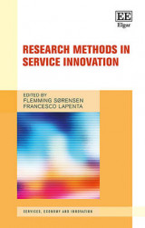 Omslag - Research Methods in Service Innovation
