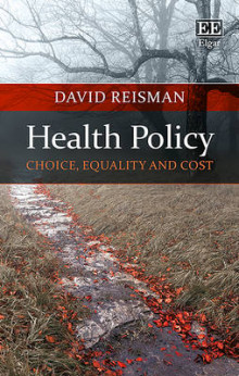 Health Policy av David Reisman (Innbundet)