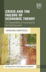 Omslag - Crisis and the Failure of Economic Theory