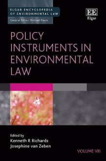 Policy Instruments in Environmental Law (Innbundet)