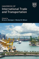 Omslag - Handbook of International Trade and Transportation