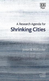 Omslag - A Research Agenda for Shrinking Cities